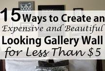 Wall Decor / Wall decor, Photo, Gallery, Art
