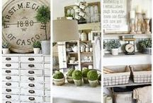 Farmhouse Decor & DIYs