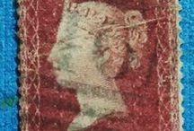 STAMPS  ENGLAND / #Estampillas #colección  #Postage #stamps