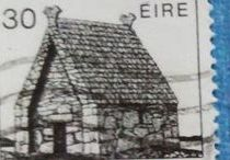 Personal STAMPS Collection EIRE  / Irland