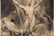William Blake's drawings