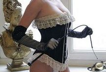 The Fatal Attraction of Female Domination / Tantalizing and seductive like forbidden fruit...