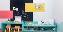 חדרי ילדים | Kids rooms / כך תהפכו את חדר הילדים לממלכה קסומה לקטנטנים בעזרת צבע וקצת זמן פנוי