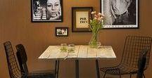 פינות אוכל | Dining room / כאן אוכלים בסטייל - השראה וטיפים לעיצוב פינות האוכל בבית