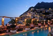 Great Italian Hotels / Planning a trip to Italy?  Take a look at some of my favorite places to stay.