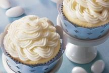 Wedding cupcakes and recipes  / Elegant wedding cupcakes and recipes!