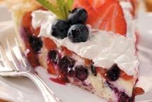 nobakepierecipes.com for all no bake pie recipes! / Pies that require -o- baking!