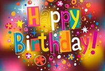 Birthdays/Decor Party / fiestas tematicas, centros de mesa, presentes, decoracion, ideas