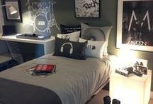 Boys/Teens Room / decoracion de recamaras, mobiliario, color, espacios pequeños y grandes, rincon de lectura y muchas ideas mas