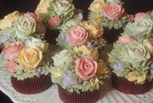 Wedding cupcake ideas / #Wedding #cupcakes that we plan to make in our new bakery opening 2/1/2013!