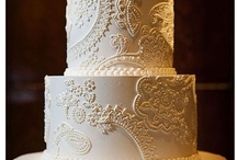 Wedding cake ideas / These are #wedding #cakes ideas that we plan on making in our new bakery opening 2/1/2013