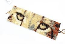 goumi art / Seed beads handmade jewlery