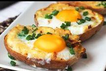 Breakfast and Brunch recipies