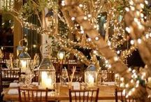 woodland tree house wedding / www.woodland-weddings.com
