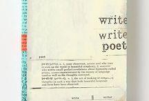 Scrap Books - Journals - Notes  / by Sugar De Santo