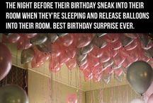Birthdays / {make it unforgettable} / by Theresa Pakiz