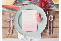 Tablescapes / by Theresa Pakiz
