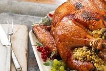 Thanksgiving Recipes  / Our favorite Thanksgiving Day dishes!
