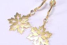 More 18ct Gold Plated / Our latest Fashion Earrings