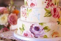Let them eat {wedding} cake / Amazing and unique wedding cakes!