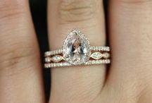"""Engagement Rings / Say """"yes"""" to these rings!"""