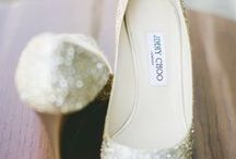 """Walkin' Down the Aisle to say """"I Do"""" Shoes / These shoes were made for walkin' {down the aisle}"""