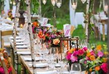 Tablescapes / Table setting is an art form.