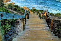 Stairs / by Theresa Pakiz