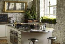 Kitchens / by Theresa Pakiz