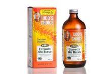 Udo's Choice Product Range