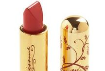 Besame Carmine Red Lipstick / Besame Carmine Red Lipstick is a shade from 1931.  Available at www.besamecosmetics.com / by Besame Cosmetics Store
