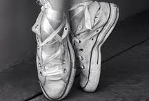 Pointed Toes / Ballet style photos and their inspiration to Angel's Face
