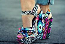 Wedges & other nice shoes*