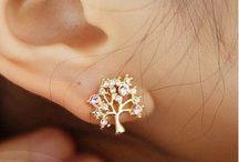 Kletony / kletony: náušnice, prsteňy, náhrdelníky a náramoky atď.