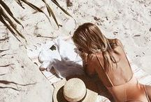 Beach life / Swimwear and good stuff for the beach or resort
