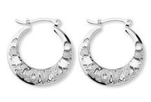 Wholesale - Earrings / Our latest 18ct gold & silver plated fashion jewellery earrings available to retailers and wholesalers (to register go to: http://www.almojewellery.com/wholesale-t-cs/)