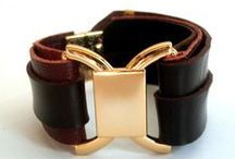 Wholesale - Leather Bracelets / Our latest Brazilian Designer Leather Bracelets available to retailers and wholesalers (to register go to: http://www.almojewellery.com/wholesale-t-cs/)