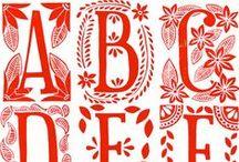 Calligraphy/Typography