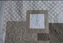 Modern Quilt / Modern Quilting 140 x 180