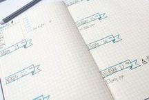 Bullet Journal / Planner