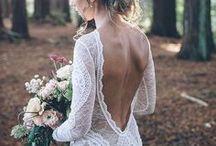 Bridal inspiration, wedding style.