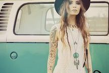 I ❤ boho, gypsy, hippie style