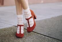 Paljetter, rosetter & fina skor.