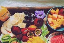 healthy eats / Healthy food should never taste like cardboard or sadness.