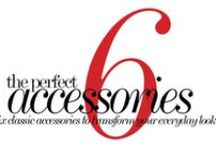 Accessories by Chata Romano / Your guide to accessorising the right way by Chata Romano