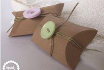 geschenke verpacken, karten