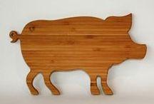 Snijplanken - Cutting Boards / Brood - Snijplanken