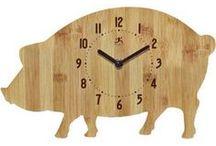Klokken - Clocks / Klokken - Wekkers - Horlogers
