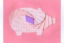Varkens - Patronen / Maak je eigen varken