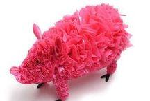 Rode Varkens - Red Pigs / Bier - Pub